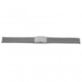 Horlogeband VG039 Stainless Steel Luxe Rek 20mm