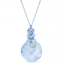 Luna Dives Swarovski Ketting van Spark Jewelry