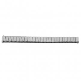 Horlogeband 382872 Fixoflex ROWI Edelstaal Rekband 12mm