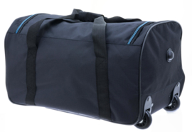 Medium Zwart met Blauwe Charter Bag van Davidts Rapid Air