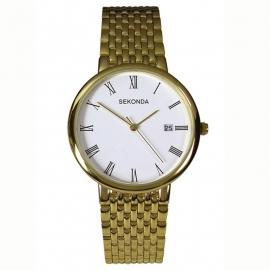 Sekonda Horloge SEK.3683 Staal Datum