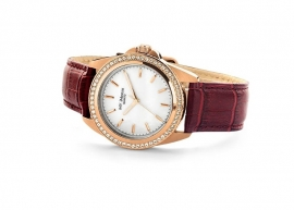 Compleet MY iMenso Quartz Horloge Marsala