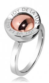 Outlet Joy de la Luz Ring Rosé Parelring JCR152