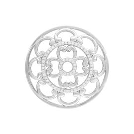 Decoratieve Zirkonia Cover Munt van MY iMenso