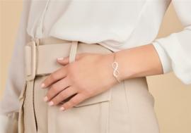 MOEDERDAG | Armband van Zilver met Infinity Naamhanger Names4ever