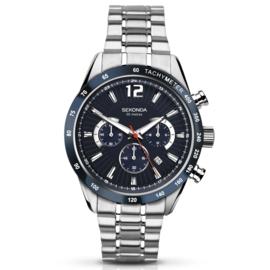 Modern Sekonda Heren Horloge met Schakelband
