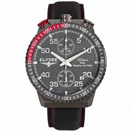 Elysee Rally Timer EL.80517 Heren Horloge