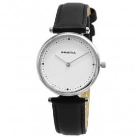 Prisma Horloge 33B811007 Zwart Horlogeband