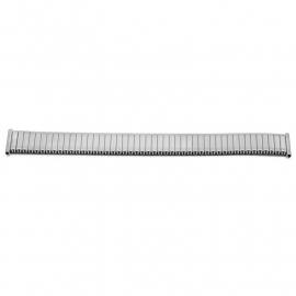 Horlogeband 381355 Fixoflex ROWI Rekband Edelstaal 12/16mm