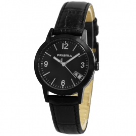 Prisma Horloge P.2189 Dames Classic Edelstaal