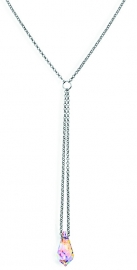 Rolo Swarovski Ketting van Spark Jewelry