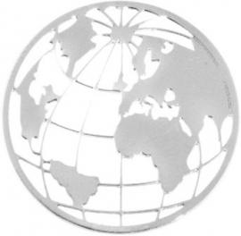 MY iMenso Wereldbol munt