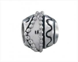 Zilveren bedels van iMenso 26/23-TB