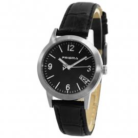 Prisma Horloge P.2188 Dames Classic Edelstaal