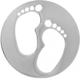 Baby voetjes munt MY iMenso