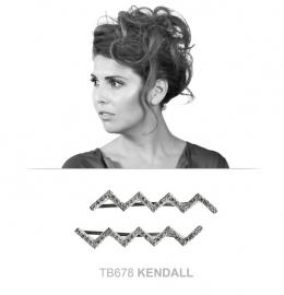 Zilveren Rechter Ear Cuff van Kendall