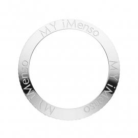 Quartz MY iMenso Bezel + MY iMenso Logo
