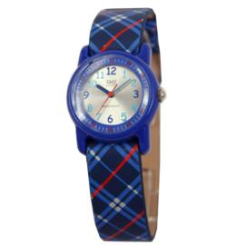 Blauw Kids Horloge met Speelse Horlogeband