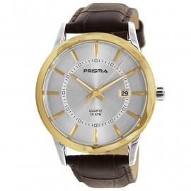 Prisma Horloge P.1782.346H Heren Edelstaal