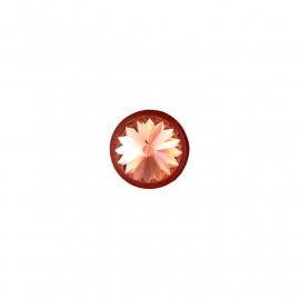 Marsala Swarovski Glamour Insignia Munt van 14mm