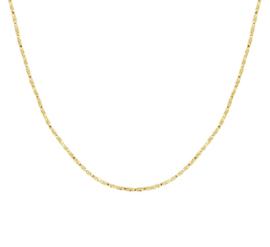 Venetiaans Collier van 14 Karaats Geelgoud / Lengte 45cm