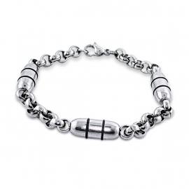 Stainless Steel armband IB1882