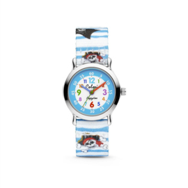 Piraten Horloge voor Kids van Colori Junior