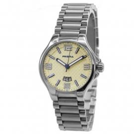 Prisma Horloge 33B911010 Dames Classic Edelstaal