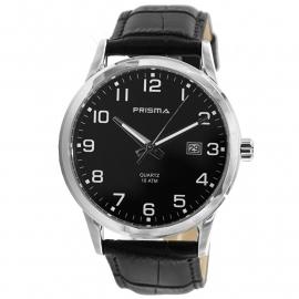 Prisma Horloge Heren Edelstaal P.1781.148H