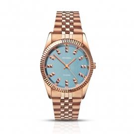 Sekonda Horloge Met Blauw Wijzerplaat 2090