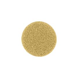 Kleine Goudkleurige MY iMenso Glas Munt met Gediamanteerde Bewerking