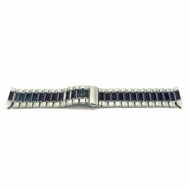 Horlogeband YJ42 All Stainless Steel 26/26mm
