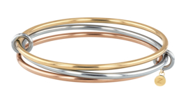 Tommy Hilfiger Zendaya Triple Bangle Armband TJ2780153