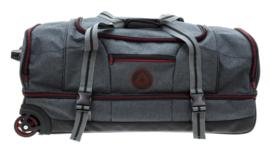 Extra Grote Donkergrijze Charter Bag van Davidts Travel in Grey