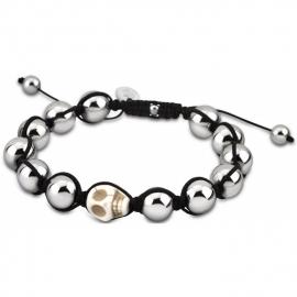 Lotus Style Shamballa armband LS3019-2-2
