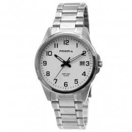 Prisma Horloge P.1720 Heren Titanium Saffierglas