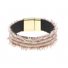 Een must have stoffen BIBA armband 5922ML