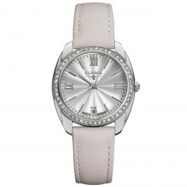 Elysee Dames EL.28600 Diana Horloge Edelstaal Saffierglas