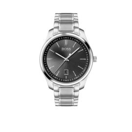 Hugo Boss Horloge Circuit Zilverkleurig Horloge met Edelstalen Band van Boss
