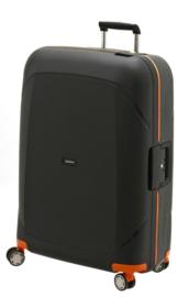 Zwart met Oranje Harde Large Trolley van Davidts SK-Line