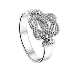 Surinaamse Mattenklopper Ring van Zilver