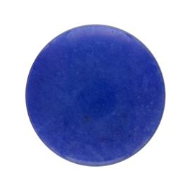 Blauwe Jade Edelsteen Munt van MY iMenso