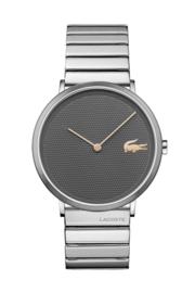 Lacoste Moon Heren Horloge met Donkergrijze Wijzerplaat
