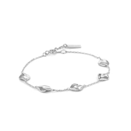 Crush Multiple Disc Bracelet van Ania Haie