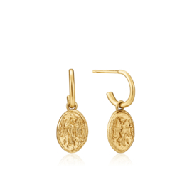 Nika Mini Hoop Earrings van Ania Haie