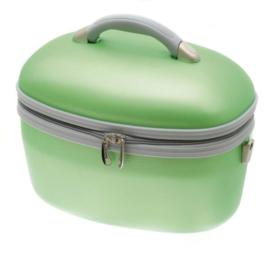 Groene Beauty Case van Davidts