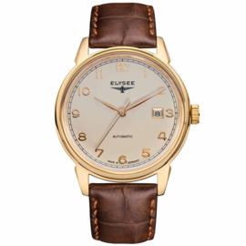 Vintage Master Horloge voor Heren van Elysee