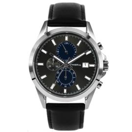 Heren Chronograaf Horloge van Edelstaal van Prisma