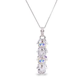 Frou Frou Gekleurde Swarovski Ketting van Spark Jewelry