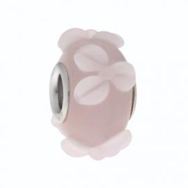 Roze Bloem Buis Glas Bedel van BE iMenso 42/66